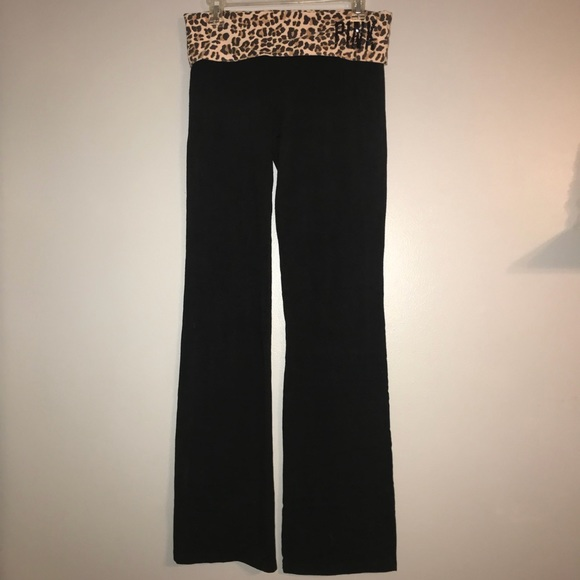 d13d07f34b982 PINK Pants | Victorias Secret Boot Cut Yoga | Poshmark